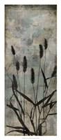 """Wild Grasses II by Jennifer Goldberger - 14"""" x 32"""""""