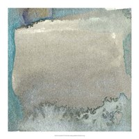 """Frosted Glass IV by Alicia Ludwig - 18"""" x 18"""""""
