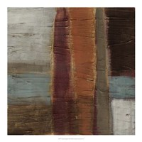 "Ancient Musings II by June Erica Vess - 20"" x 20"""
