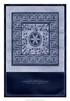 "Indigo Tile II by Vision Studio - 18"" x 26"""