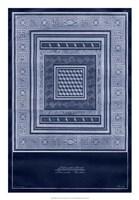 "Indigo Tile III by Vision Studio - 18"" x 26"""