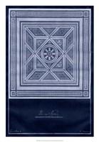 "Indigo Tile V by Vision Studio - 18"" x 26"""