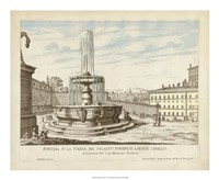"""Fountains of Rome V by Vision Studio - 22"""" x 18"""""""