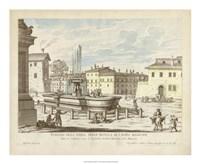 Fountains of Rome VI Fine Art Print