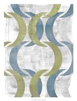 "Geometric Repeat IV by Jennifer Goldberger - 20"" x 26"""