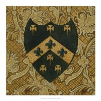"Noble Crest IV by Vision Studio - 17"" x 17"""