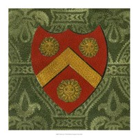 "Noble Crest V by Vision Studio - 17"" x 17"""