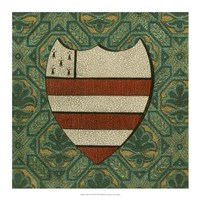 """Noble Crest VIII by Vision Studio - 17"""" x 17"""""""