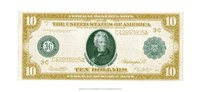 """Modern Currency III by Vision Studio - 26"""" x 12"""" - $21.99"""