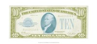 """Modern Currency IV by Vision Studio - 26"""" x 12"""" - $21.99"""