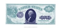 """Modern Currency VI by Vision Studio - 26"""" x 12"""" - $21.99"""