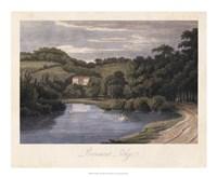 The English Countryside III Fine Art Print