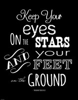 Keep Your Eyes On the Stars
