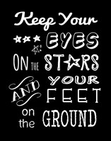 Keep Your Eyes On the Stars by Veruca Salt - various sizes