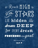 Reach High For Starts by Veruca Salt - various sizes