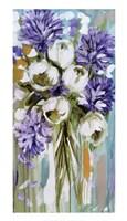 """22"""" x 39"""" Flowers"""
