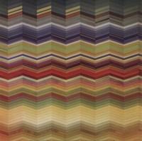 """Color & Cadence I by Noah Li-Leger - 12"""" x 12"""""""