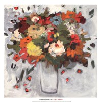 "Early Spring II by Jennifer Harwood - 20"" x 20"", FulcrumGallery.com brand"