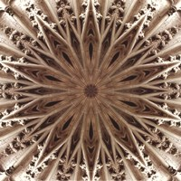 """Basilica of St. Nazaire by LaGrave Designs - 12"""" x 12"""", FulcrumGallery.com brand"""