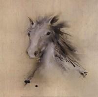 Horse Play II Fine Art Print