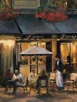 La Brasserie II Fine Art Print
