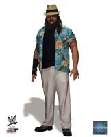 "Bray Wyatt 2013 - 8"" x 10"", FulcrumGallery.com brand"
