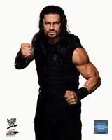 Roman Reigns Wrestler Fine Art Print