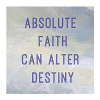 Absolute Faith by Veruca Salt - various sizes