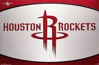 Houston Rockets - Logo 14 Wall Poster