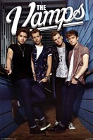 The Vamps - Standing Wall Poster