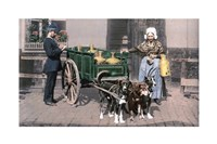 Vintage Dutch Cart - various sizes, FulcrumGallery.com brand