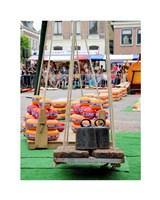 Dutch Cheese Market photograph - various sizes