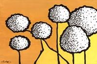 Flowers in Unity - Yellow Fine Art Print