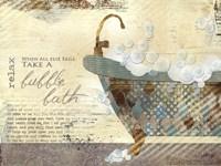 Take a Bubble Bath Fine Art Print