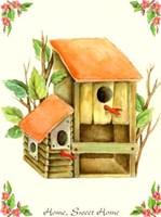 Home sweet home I Fine Art Print