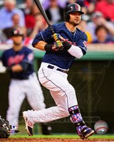 Nick Swisher 2014 Fine Art Print