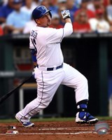 Billy Butler 2014 Fine Art Print