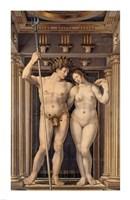 Neptune and Amphitrite Fine Art Print
