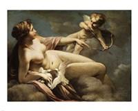 Cupid Fine Art Print