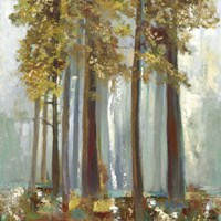 Upon the Leaves II by Allison Pearce - various sizes