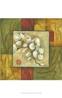 "Asian Orchid Montage II by Ethan Harper - 13"" x 19"""