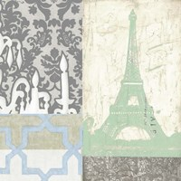 Paris Tapestry II by Vision Studio - various sizes