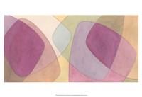 """Orchid Scribe II by Renee Stramel - 19"""" x 13"""""""