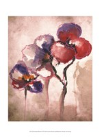 Orchid Sketch II Fine Art Print