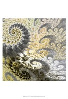 Fibonacci Tiles II Framed Print
