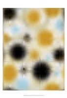 """Pixilated Burst I by Ricki Mountain - 13"""" x 19"""""""