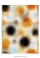 "Pixilated Burst II by Ricki Mountain - 13"" x 19"""