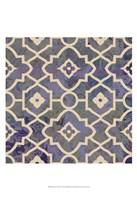 Morocco Tile III Fine Art Print