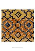 Morocco Tile VI Fine Art Print