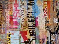 Metro Mix 21 I Fine Art Print